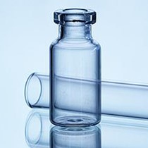 Bild von 5 ml Injection vial, Clear Type 1 Tubular glass