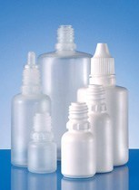 Bild von 10 ml Dropper bottle LDPE system A model 35035